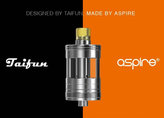Aspire Nautilus GT Tank - необслуживаемый тайфун, не ожидали?...