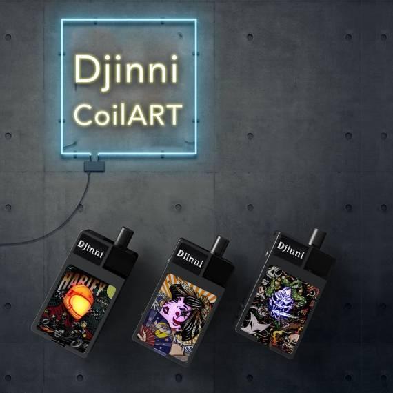 CoilArt DJINNI POD - уравнение со множеством неизвестных...