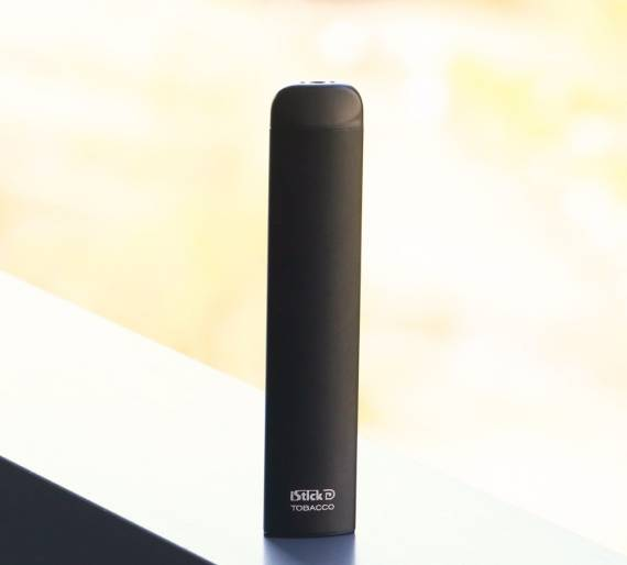 Eleaf iStick D Disposable Pod - просто одноразовый айстик...