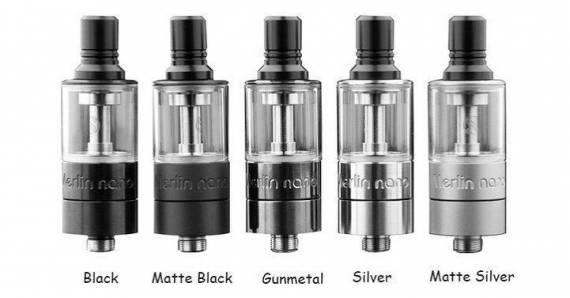 Новые старые предложения - Augvape Merlin Nano MTL RTA и Smok RPM40 kit...
