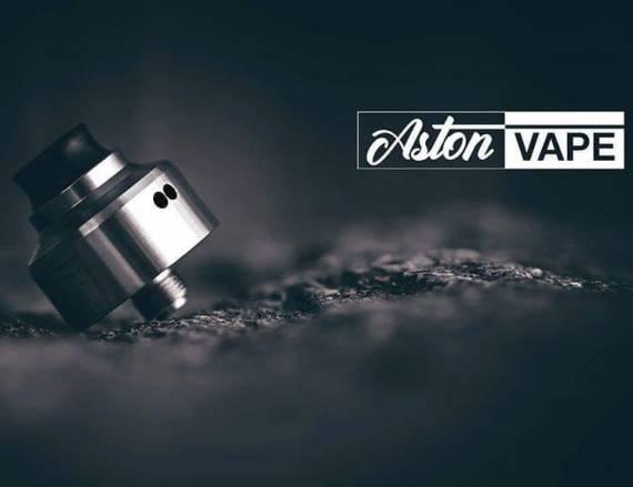 Alliancetech Vapor Aston 22 RDA - аскетичная лоупрошка...