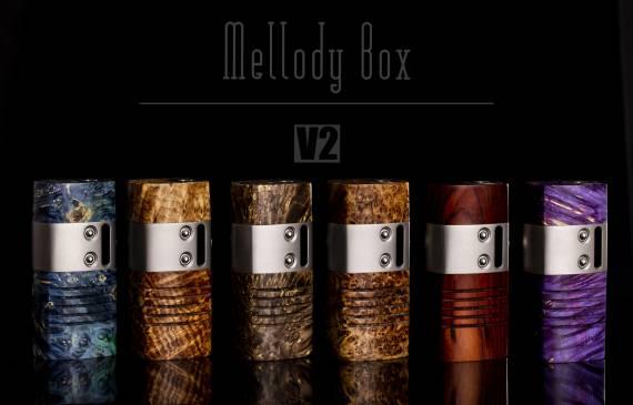 Loud Cloud Mods Mellody Box V2 - кастомные шедевры...