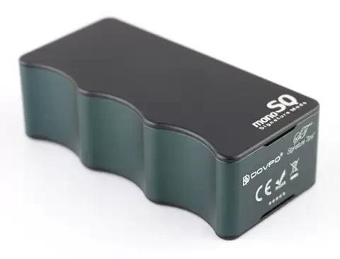 Signature Mods х Dovpo Mono SQ DNA75C - обнобаночник с именитым чипсетом, выполненный в знакомых традициях...