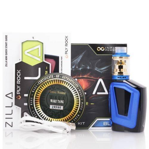 PLY Rock Zilla Starter Kit - пластиковый оригинал...