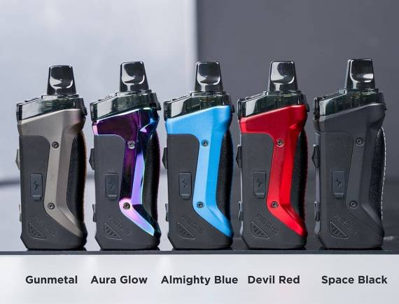 Пощупаем??? - Geekvape Aegis Boost POD + Replacement RBA POD...