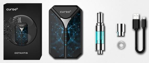 Curdo Octantis starter kit Review