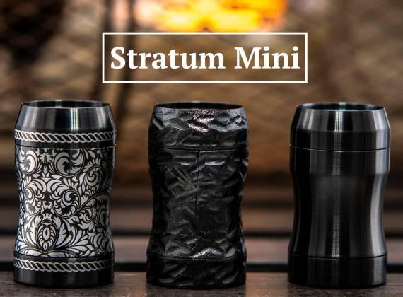 Новые старые предложения - Stratum 0 Mini и Hellvape Dead Rabbit V2 RDA...