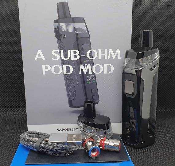 Пощупаем??? - Vaporesso Target PM80 Sub-Ohm POD mod...