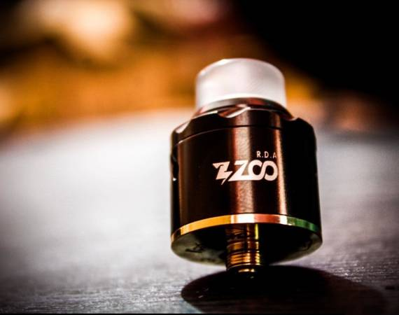 Vapezoo Zoo RDA - мелкий зверек...
