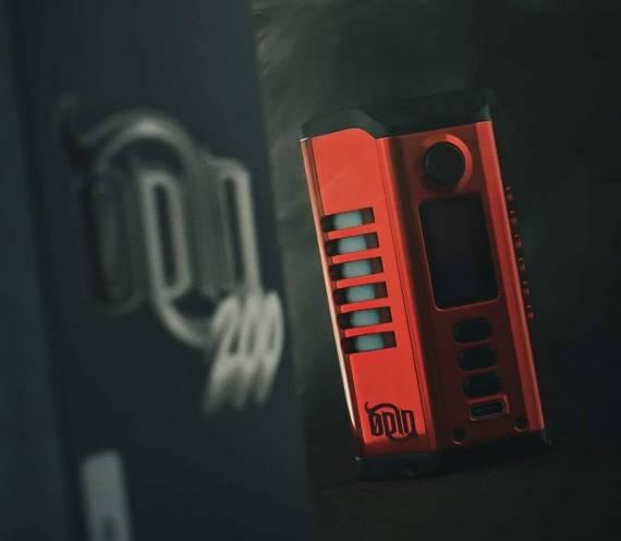 Dovpo x Vaperz Cloud Odin 200W mod -бюджетную версию заказывали?...