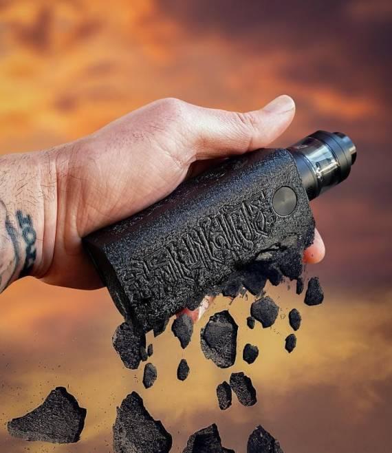 Vaperz cloud & Suicide Mods Suicide Stone Hammer - невероятный мех-молот...