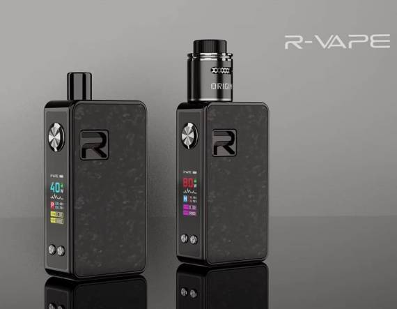 R-VAPE Hybrid POD - mod - одним словом гибрид - пода и мода...