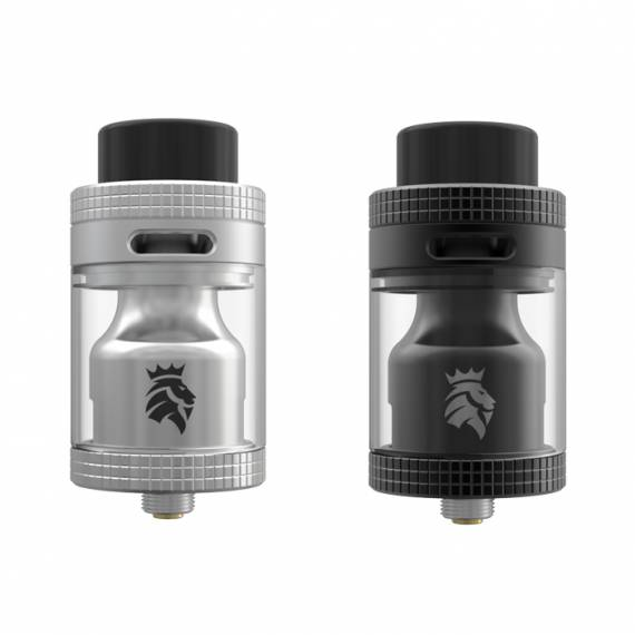 Kaees Solomon Mesh RTA - та же непроливайка, но теперь на сетке...