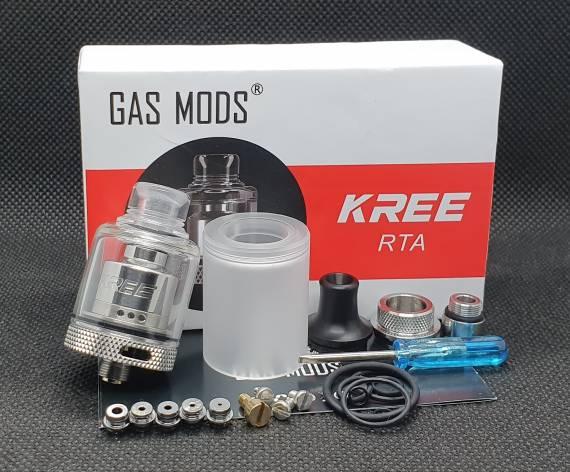 Пощупаем??? - Gas Mods Kree RTA...
