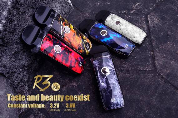 R3 Vape Pod Kit Review