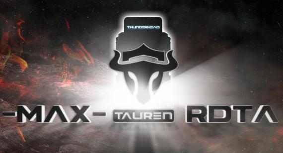 THC TAUREN MAX RDTA  - инновационная база Y и два независимых вида обдува...