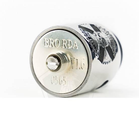 Brotherhood vape custom Bro RDA V1.6 - братан, дрипку не желаешь?...