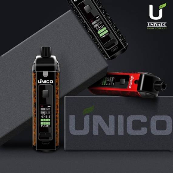Univapo Unico Pod Kit Review