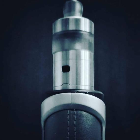 ULTON Lilitu 25mm RTA - оригинальный бак со сменными сполами обдува...