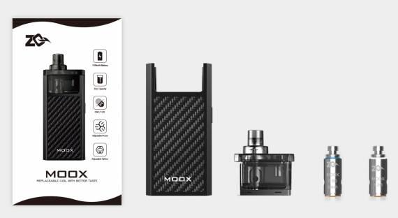 ZQ MOOX Kit - прогресс налицо...