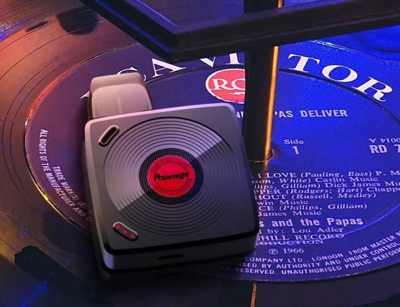 Polarnight LP vape POD kit - эксземпляр в стиле ретро...