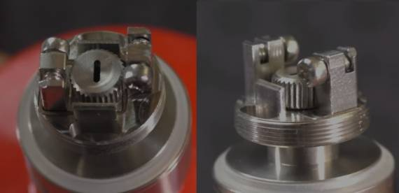 Innokin Ares 2 MTL RTA - подглядываем за предрелизным прототипом...