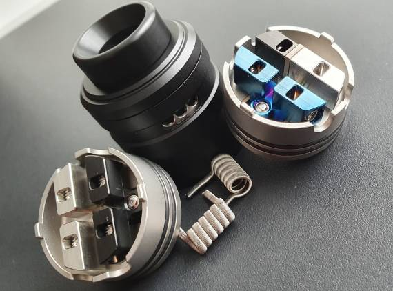 Пощупаем??? - Mass Mods & Twistedmesses Axial Pro RDA...