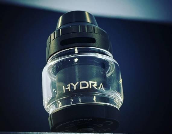 Svap Hydra RTA - беспардонная копия...