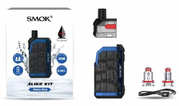 SMOK Alike Kit - кожа крокодилла и все такое)...