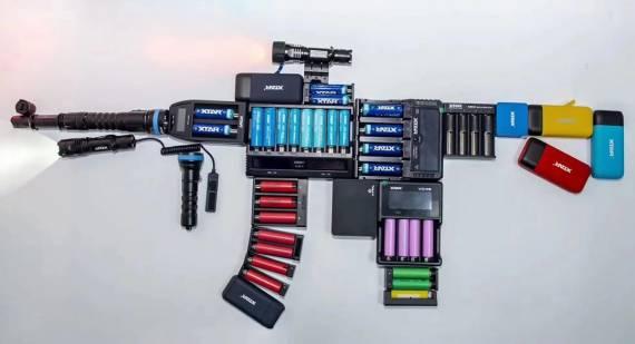 XTAR X2 Charger и X4 Charger - новые ЗУ с оригинальным дизайном и быстрой зарядкой..
