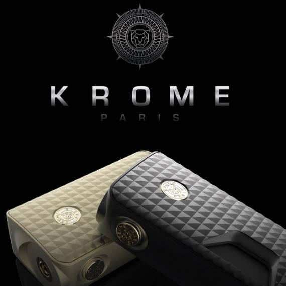 J-Well Krome Squonk Mod - умеют же красиво оформить и грамотно подать...