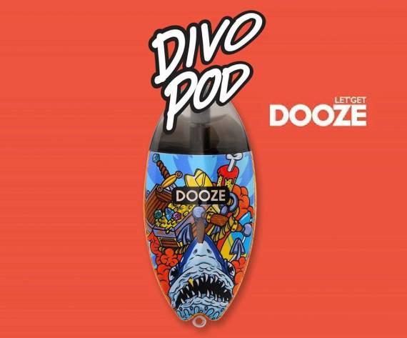 Dooze Divo POD - не сёрф, а просто диво...
