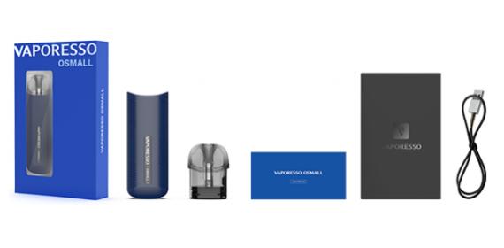 Vaporesso OSMALL POD Kit - текстурированный простачок...