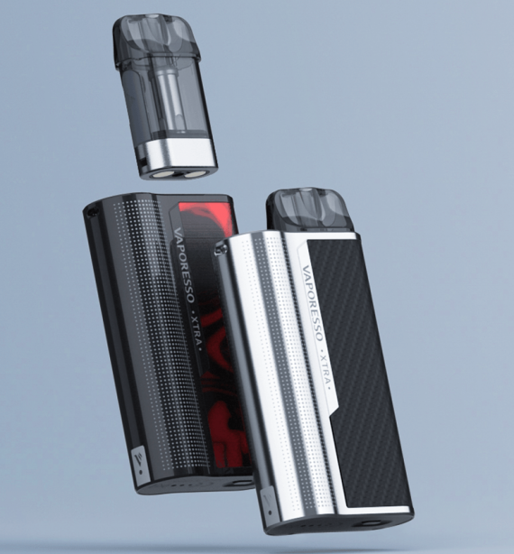 Vaporesso XTRA POD Kit - the third new product in a row ...