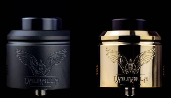 Новые старые предложения - Vaperz Cloud Valhalla 38mm RDA и RuleBreaker mod...