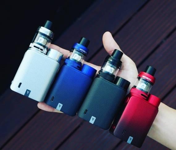 Новые старые предложения - Vaporesso Swag II kit и Joyetech eGrip Mini...