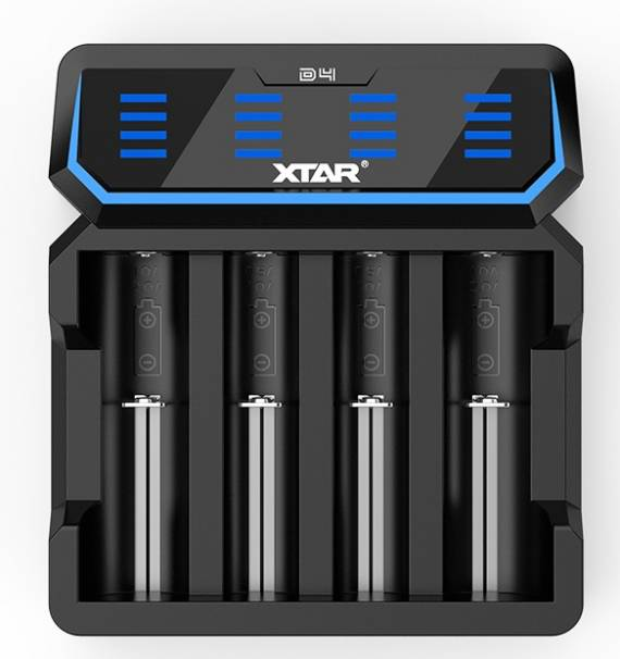 XTAR D2 Charger и D4 Charger - быстрая зарядка в стиле совы...