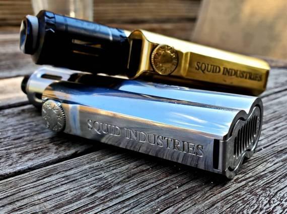 Новые старые предложения - Squid Industries Double Barrel V3 и Dotmod DotAio...
