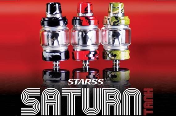 Starss Saturn Metal / Resin Tank - серые релизы серой компании...