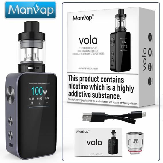 Manvap VOLA kit - а зачем что-то придумывать...