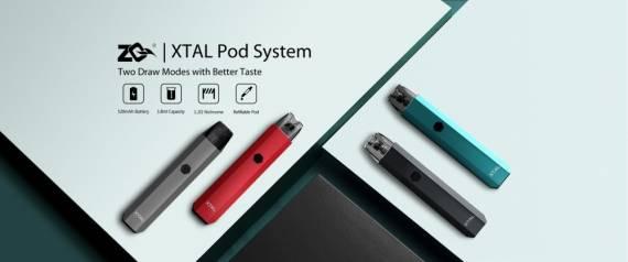 ZQ Xtal POD System - разгрузочный вариант...