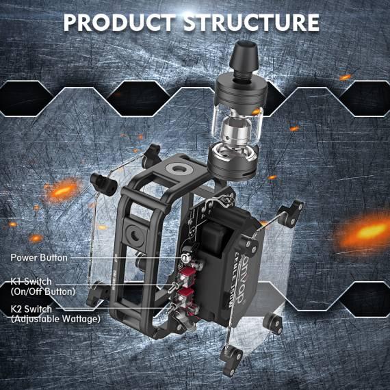 Manvap Beeble Starter kit Review