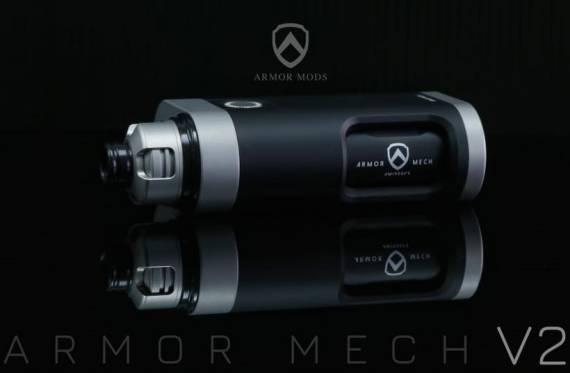 Armor Mods Armor Mech V2 - любители изыска, готовьте кошельки...