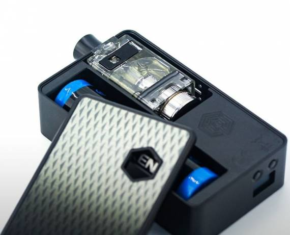 Advken Artha 80W Pod Mod Kit - и мод и под-мод, даже запутаться можно...