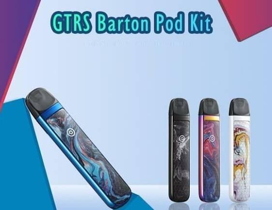 GTRS Barton POD  - YiHi, не YiHi - сам черт не разберет...