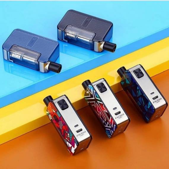 Новые старые предложения - Oumier Voocean 40 kit и Joyetech Exceed Grip Pro / Exceed Grip Starter Kit...