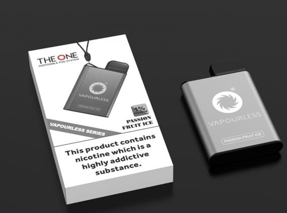 MOK The One disposable POD system - одноразовое наслаждение...