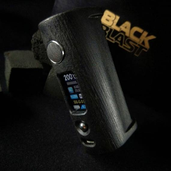 OLC Black Blast V2 - грабовый грабеж...