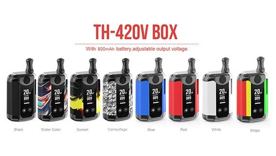 Kangvape TH-420 V BOX - умная мелкашка...