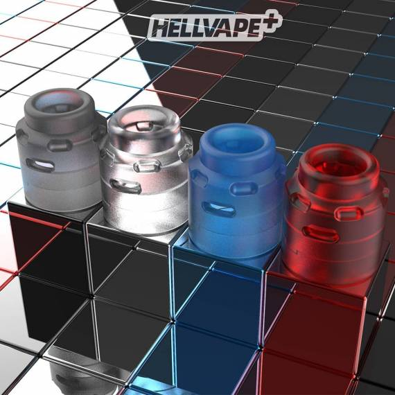 Новые старые предложения - Hellvape Dead Rabbit SE RDA Kit и Across Vape Roulette RTA (MTL / DL)...